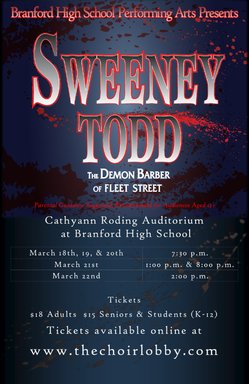 Spring Musical Tickets On Sale